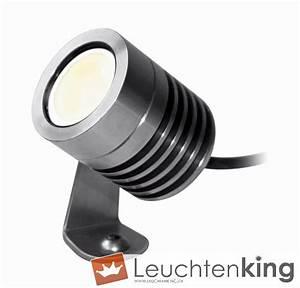 Mini Led Strahler : dot spot clarios mini led garten und objektstrahler 3w rgb 5m kabel mit stecker ~ Eleganceandgraceweddings.com Haus und Dekorationen