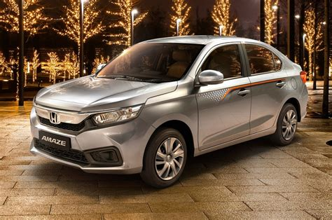Honda Amaze Special Edition introduced; priced from Rs 7 ...