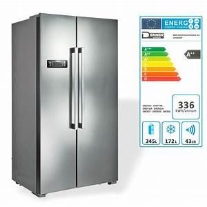 Side To Side Kühlschrank : k hl gefrierkombination k hlschrank mit gefrierfach side ~ Michelbontemps.com Haus und Dekorationen