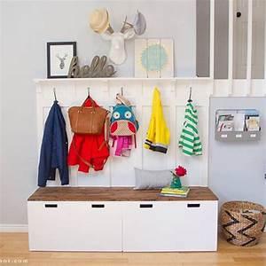 Garderobe Für Kinder : die besten 25 kindergarderobe ideen auf pinterest garderobe kinder garderobe f r kinder und ~ Frokenaadalensverden.com Haus und Dekorationen