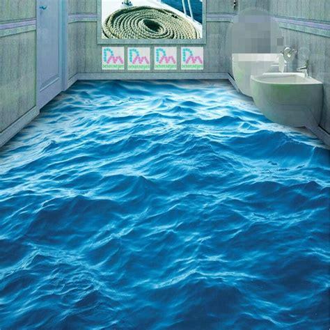 buy beibehang custom  floor mural hd
