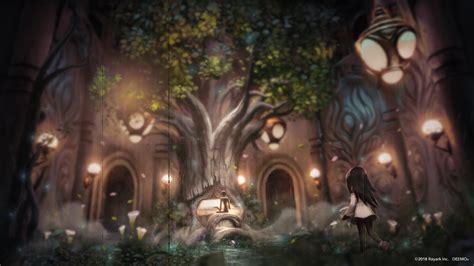 deemo reborn erscheint  japan im fruehling