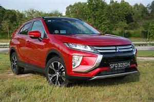 Mitsubishi Eclipse Cross 1 5 T S  R 2018 Review