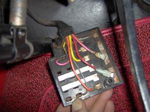 Need Pic  Diagram Of 61 Backside Of Fuse Box