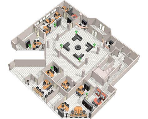 agencement bureau professionnel conseils en aménagement de bureau 3d open space