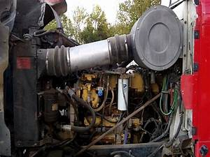 3406e Cat Engine Blow Up