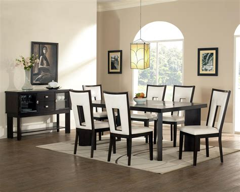 Dining Room Sets : Contemporary Dining Room Sets For Beloved Family-traba Homes