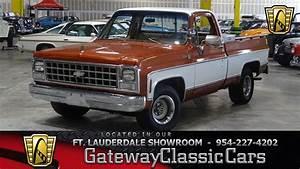 1980 Chevrolet C10 Silverado Stock  771