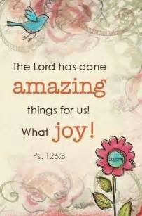 Psalm 126 3