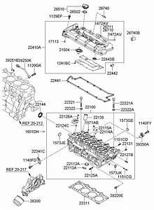 Hyundai Elantra Sensor Assembly