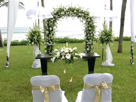 bamboo traditional hand  marquees dekor indonesia