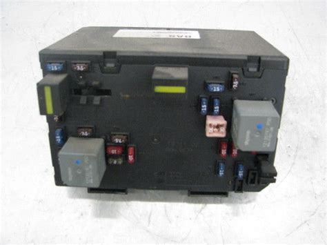saturn ion fuse box  gmp