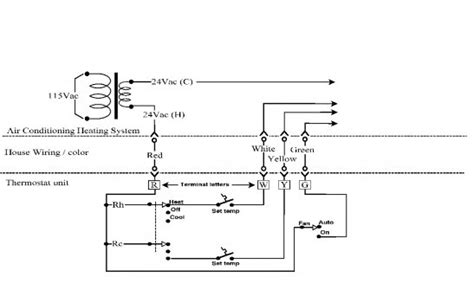 Trouble Wiring Honeywell Rthb Thermostat