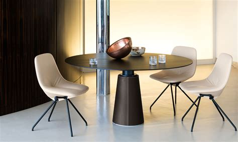Poltrona Frau Udine : Mesa Due Table By Lella & Massimo Vignelli For Poltrona