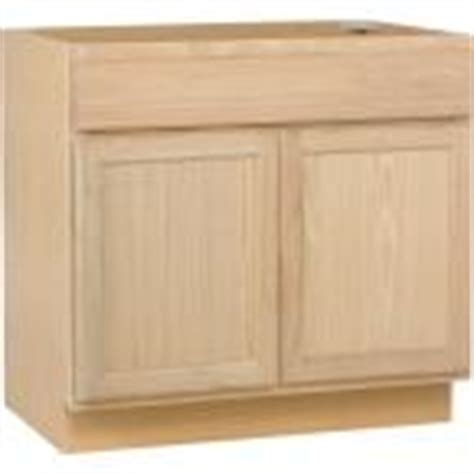 unfinished base cabinets home depot 36x34 5x24 in sink base cabinet in unfinished oak sb36ohd