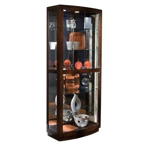 pulaski 20852 corner curio cabinet curio cabinets house home