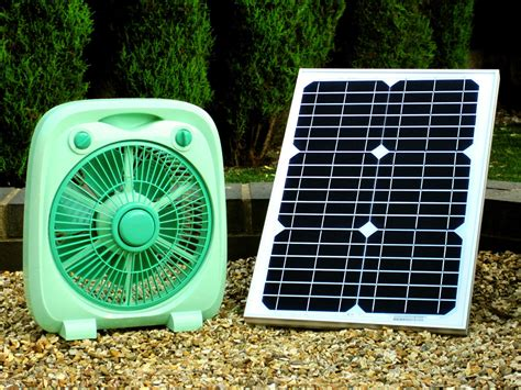 solar shed fan pk green solar powered 12v dc fan with 20w panel ebay