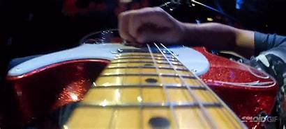 Gopro Guitar Slide Solo Player Playing Fan