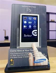 Samsung Yp P3 : samsung launches their high end yepp yp p3 in korea tech digest ~ Watch28wear.com Haus und Dekorationen