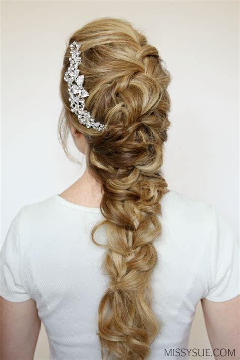 fancy formal braid missy sue