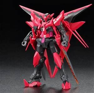 Gundam Exia Dark Matter HG 1/144 HGBF