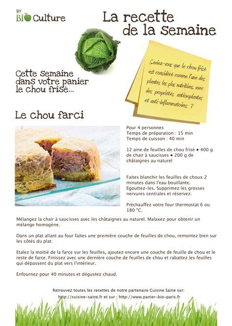 recette de cuisine sans gluten création de recettes pour bio culture chevallier