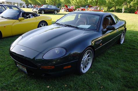 1997 Aston Martin Db7 Pictures, History, Value, Research