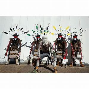 The Apache Ga U2019an Dance