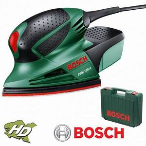 Ponceuse Bosch Pro : ponceuse multi 100w psm 100a bosch ~ Voncanada.com Idées de Décoration