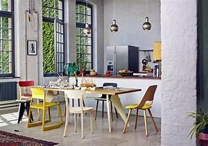 deco table salle manger table salle a manger moderne avec With deco cuisine avec hauteur table salle À manger