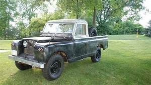 1962 Land Rover Series Ii For Sale Near Cadillac  Michigan 49601