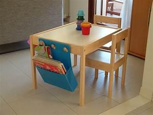 Ricicla E Crea  Tavolino Ikea Per Flavia