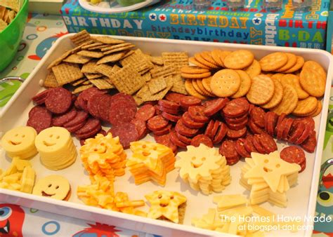 Party Food : The Homes I Have Made