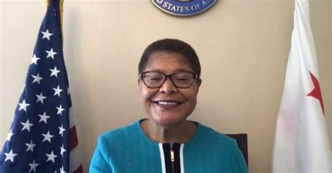 "Representative Karen Bass on ""The Takeout"" - 6/5/2020 ..."