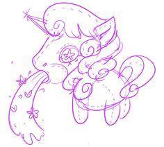 images  pixel unicorn  pinterest unicorns