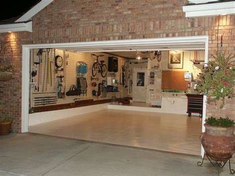 How To Organize Your Garage From Top To Bottom