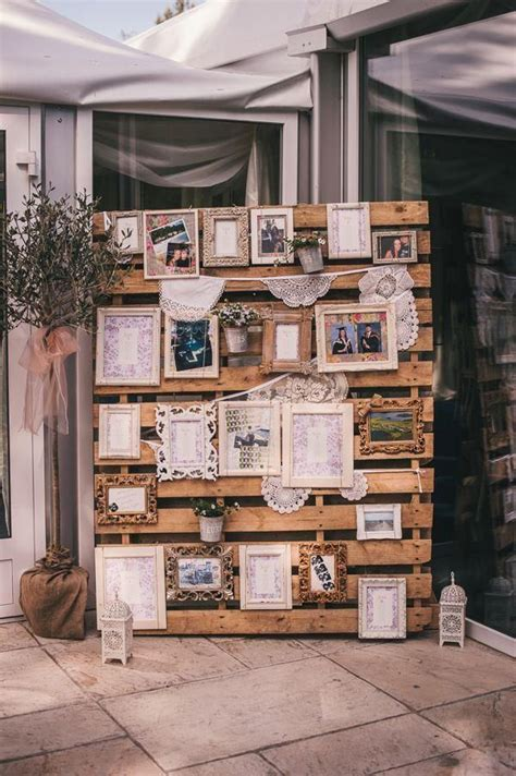 mission style wall 5 diy wood pallet ideas for your wedding