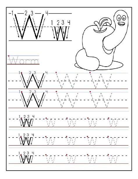 Letter Tracing Sheets For Preschool Kids  Dear Joya  Kids Activity Alphabet Pinterest