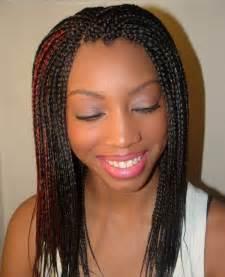 Short Braids African Hair Braiding Styles