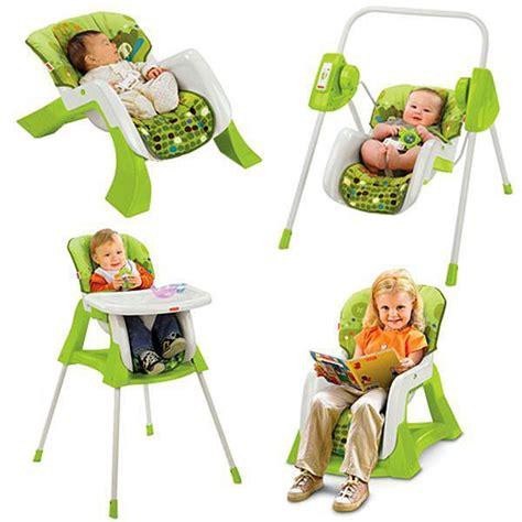 chaise haute qui fait transat chaise haute 4 en 1 fisher price