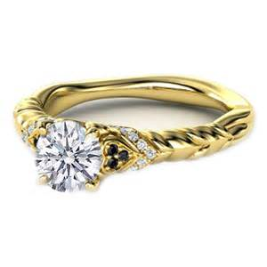 yellow gold wedding rings yellow gold engagement rings from mdc diamonds nyc
