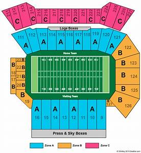 Reser Stadium Seating Chart Reser Stadium Event Tickets