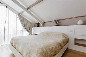loft de prestige a la decoration stylisee avec 2 chambres With location chambre au mois paris