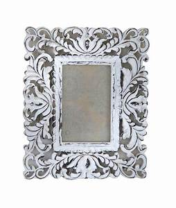 The gallery for --> White Ornate Frame