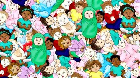 ¿Puedes encontrar al bebé dormido? El nuevo reto VIRAL en ...