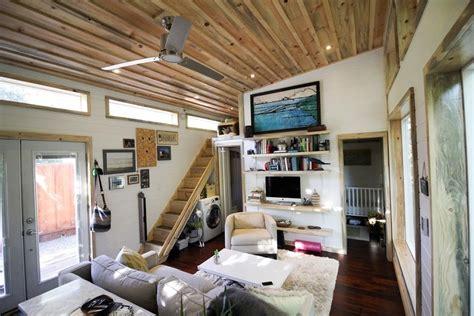 400 Sq Ft Tiny Urban Cabin