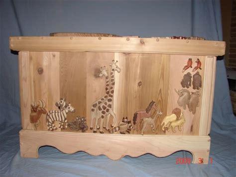 noahs ark toy box plans   cherry tree  steve