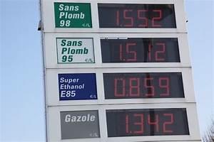 Prix Essence Sans Plomb 95 : les carburants alternatifs techniques pour moins consommer ~ Maxctalentgroup.com Avis de Voitures