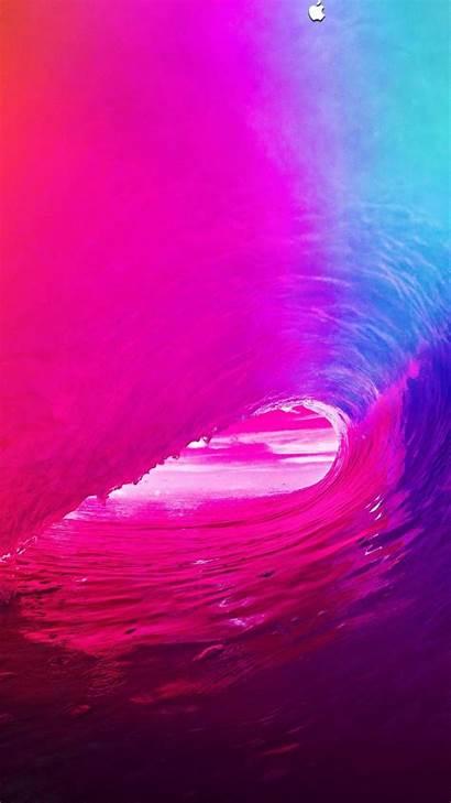 Pink Jordan Wallpapers Nike Ios9 Wave Rainbow