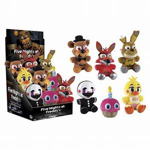 Five Nights at Freddy's Collectible Plush Toy - Assorted ...
